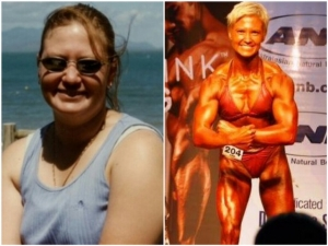 Paula Pool before & after